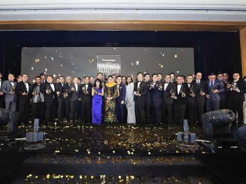 PRESTIGIOUS DEVELOPER AWARDS 2016
